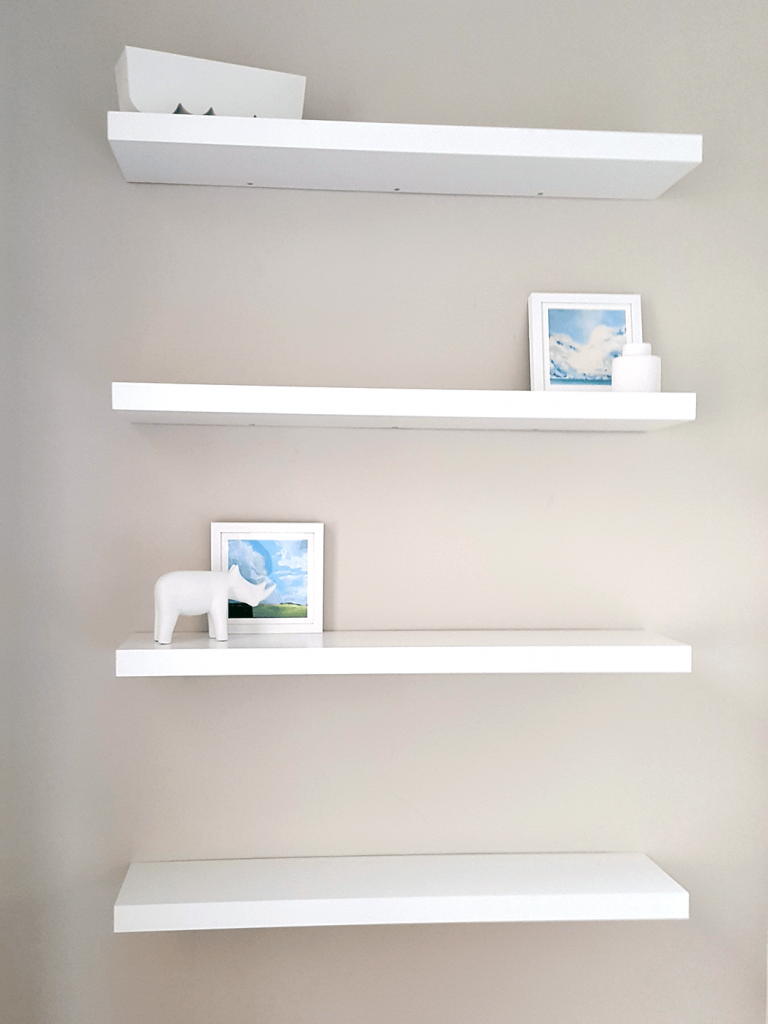 Shelf Wall Mounting Furniture Delivery And Assembly