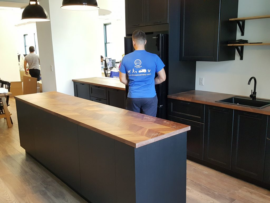 ikea kitchen installation in nyc