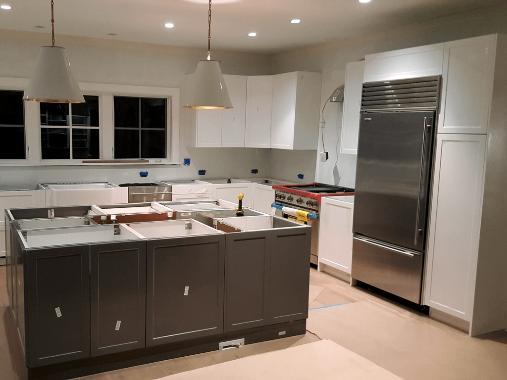 IKEA kitchen cabinets installation in nyc and nj. Hire iFurnitureAssembly to measure, design and install your kitchen.