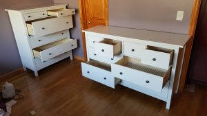 ikea hemnes dressers assembly in nyc