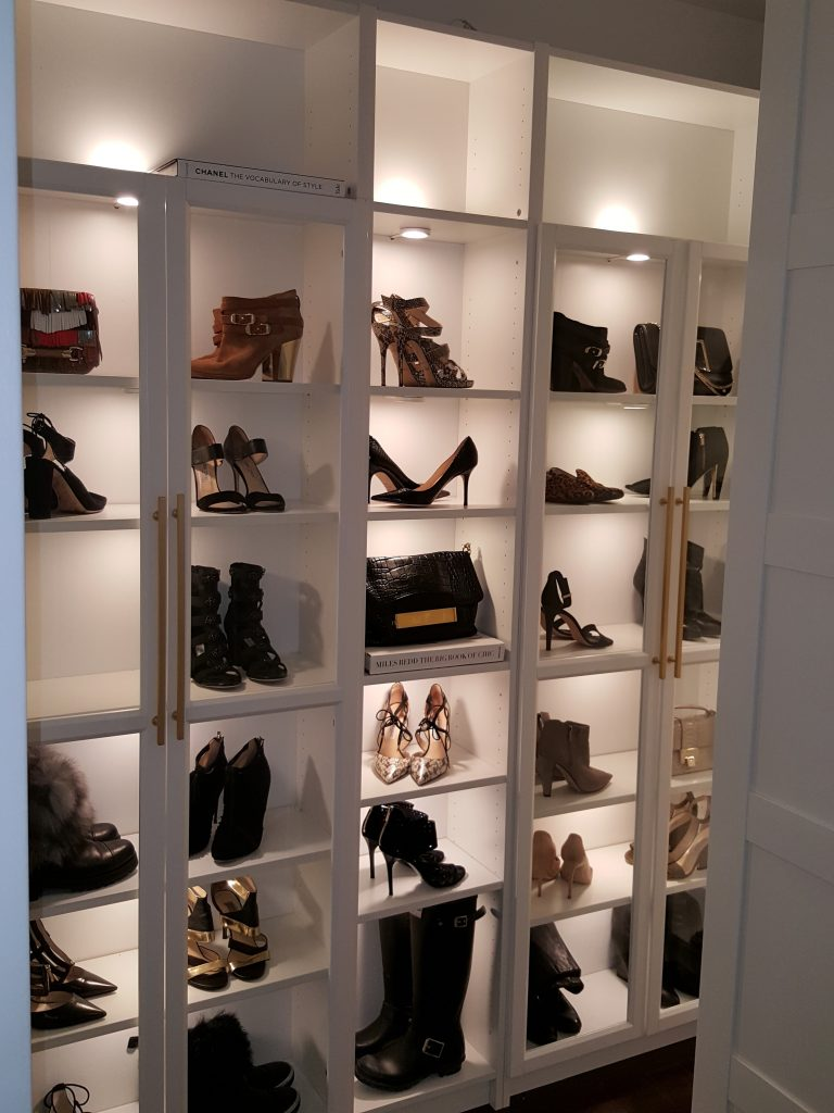 ikea billy bookcase installation