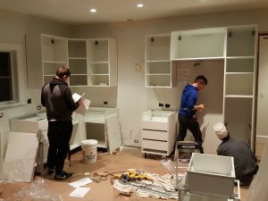 ikea kitchen installation in nyc