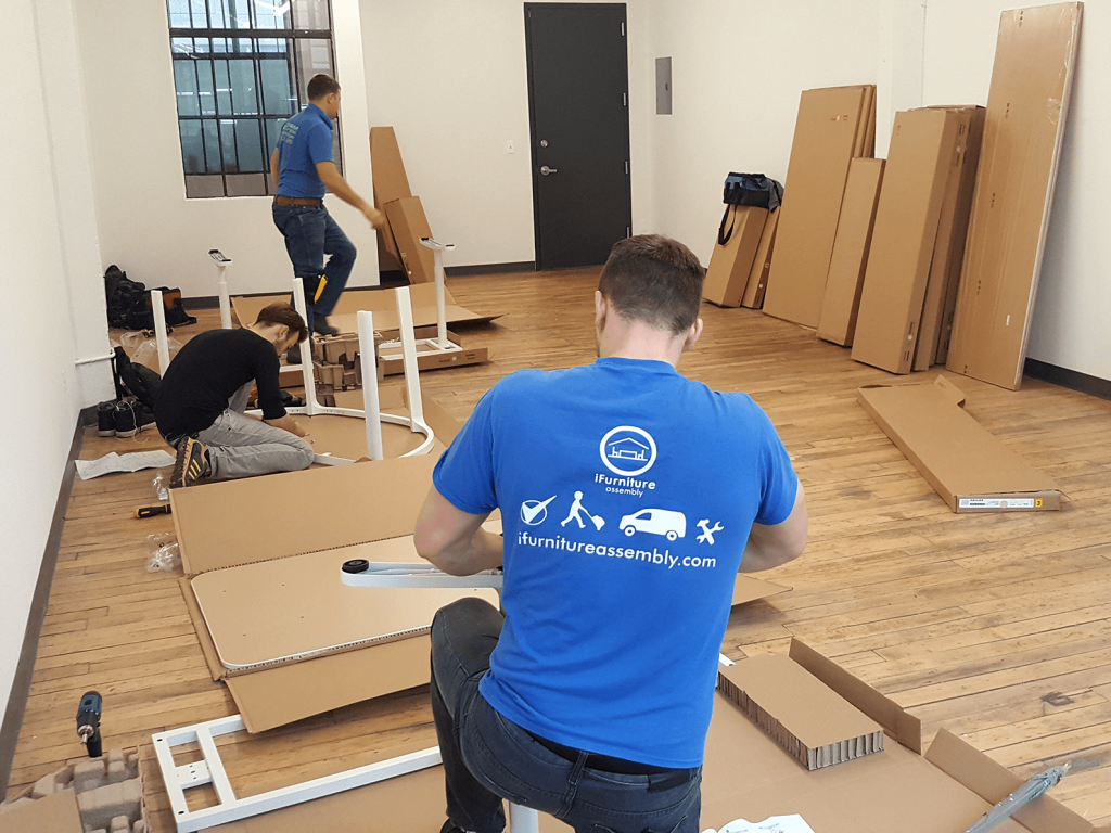 ikea furniture delivery and assembly service in NYC from one of the best furniture related companies in NYC