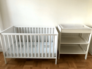 ikea furniture for nursery