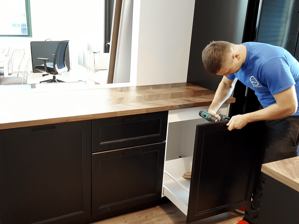 Professional IKEA kitchen delivery, assembly and installation service in NYC and NJ. Hire iFurnitureAssembly to get the top-notch service.