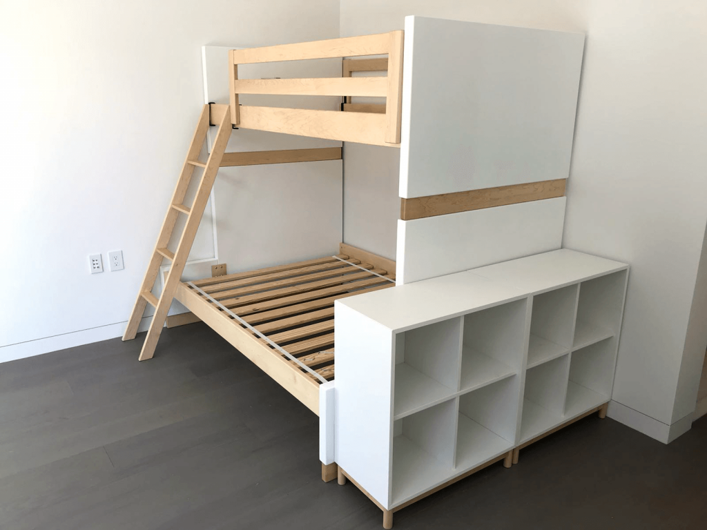 IKEA loft bed assembly is not an easy thing to do. If you need any help with putting your IKEA Stuva loft bed together, reach out to iFurnitureAssembly, we will be happy to help you out.