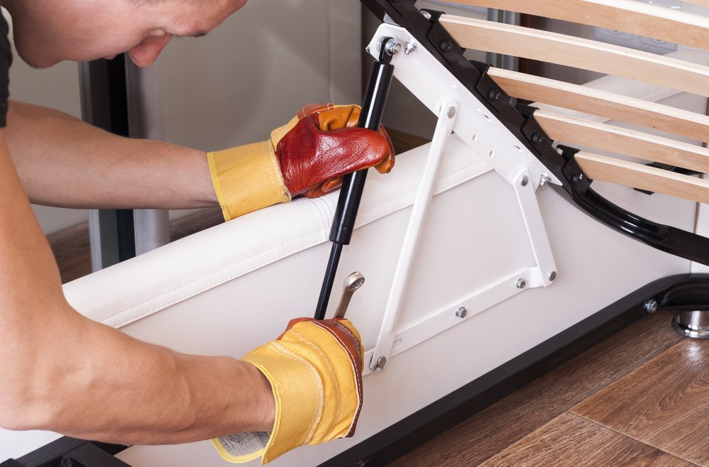 Bed Frame Assembly - Furniture Delivery and Assembly Service in