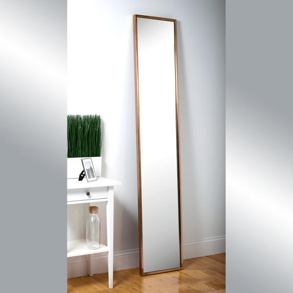 West Elm Metal Framed Narrow Mirror