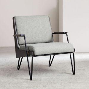 West Elm Vela Show Wood Chair